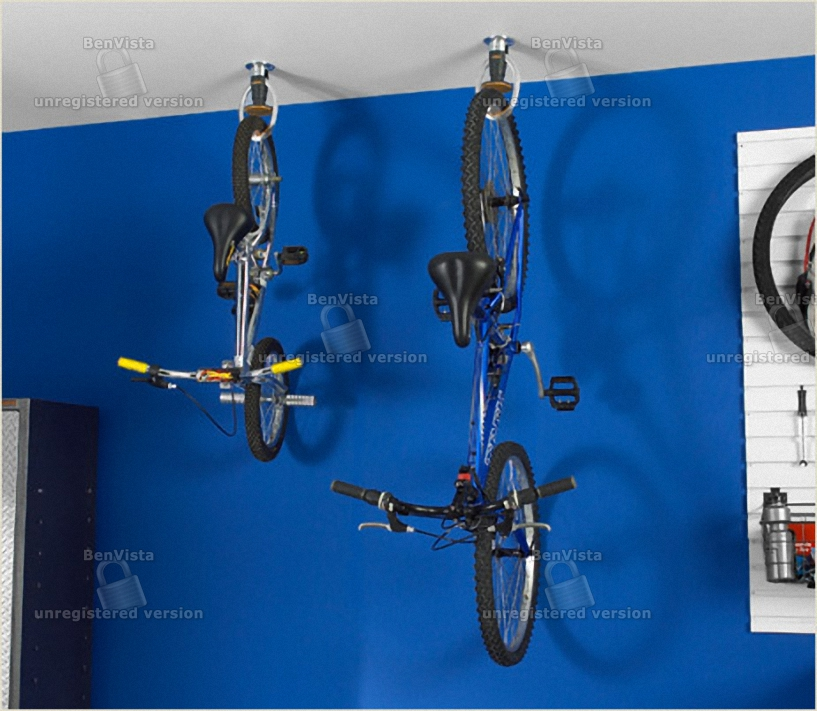 Hanger Bike Indoor Ideas (Image 9 of 11)