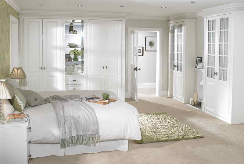 Ikea Bedroom (View 1 of 10)