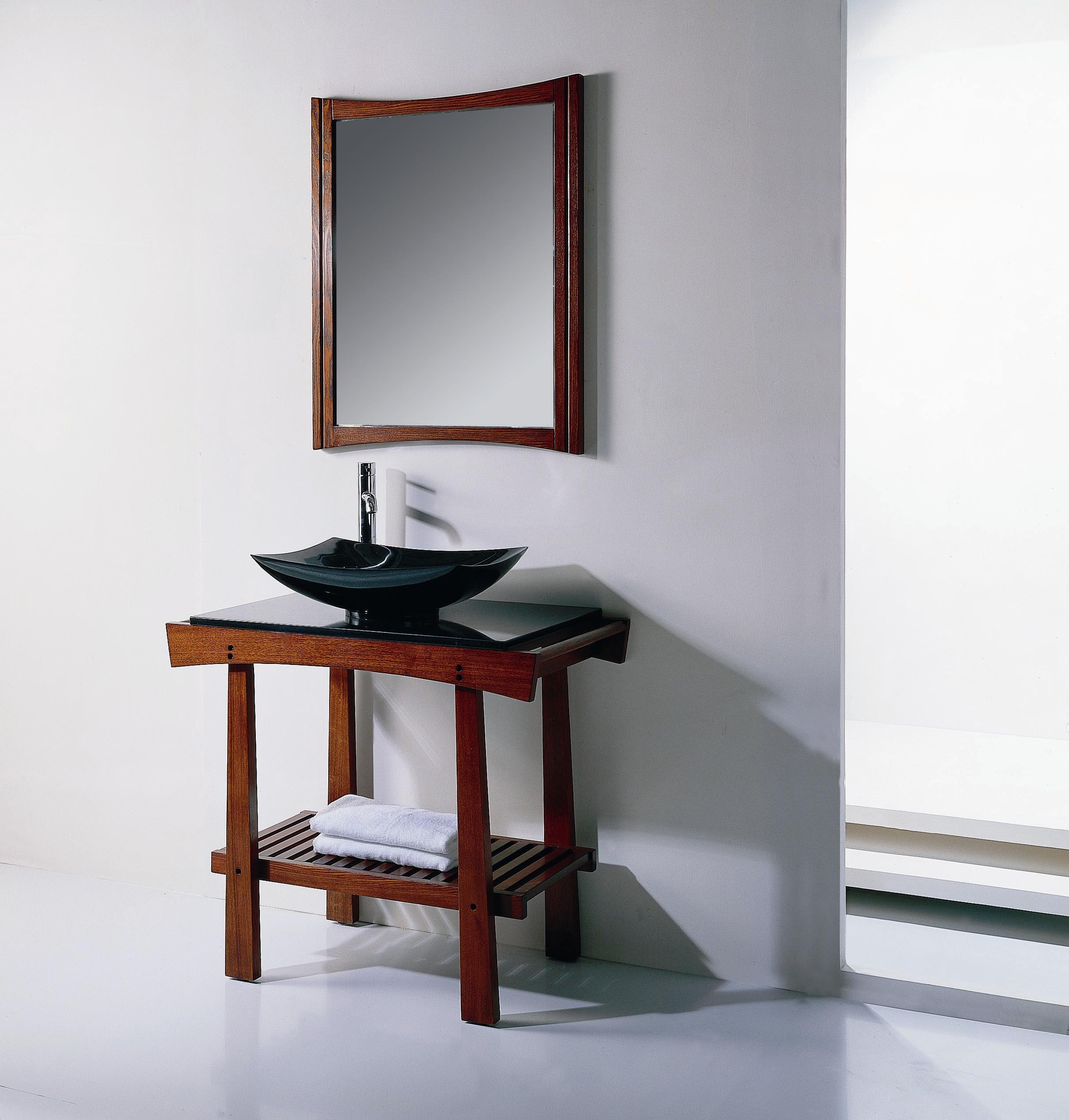 Japan Style Bathroom Vanity Furniture
