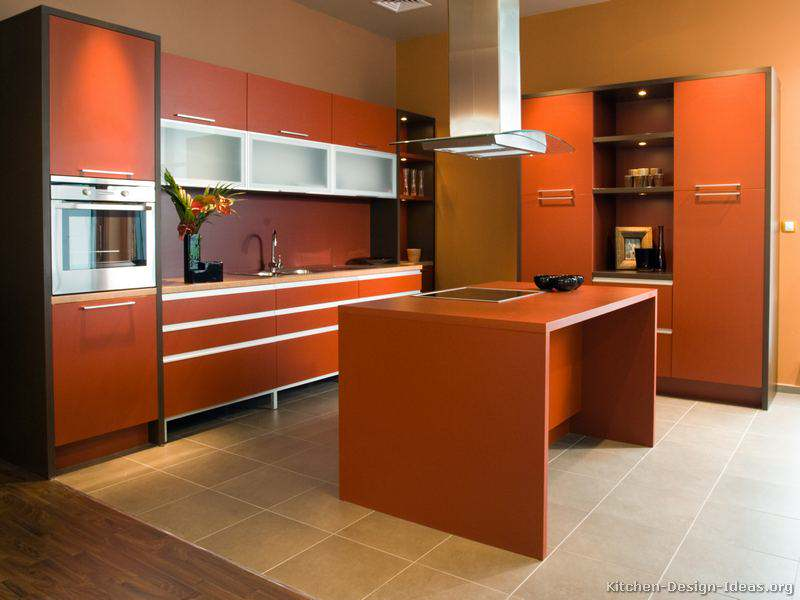 Kitchen Color Schemes (View 9 of 10)