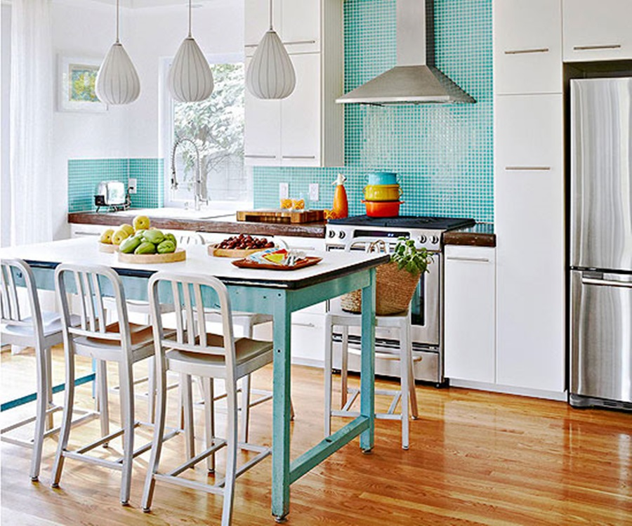 Kitchen Decorating Ideas (Image 14 of 17)