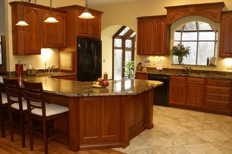 Kitchen Small Layout (Image 13 of 21)