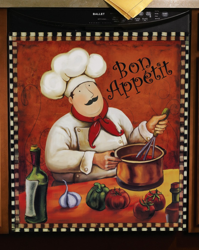 Featured Photo of Get Real Italian Look In Your Kitchen With Fat Chef Kitchen Decoration Ideas