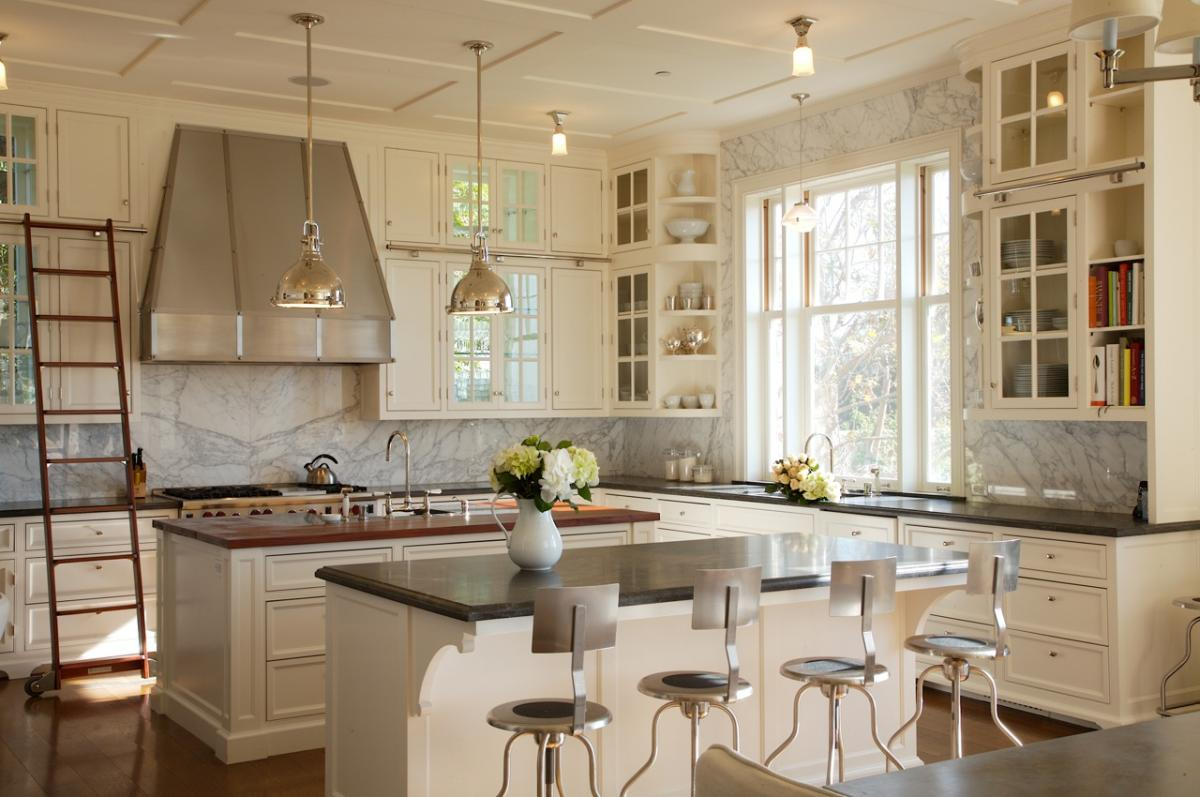 Kitchens With Chandeliers (Image 7 of 10)