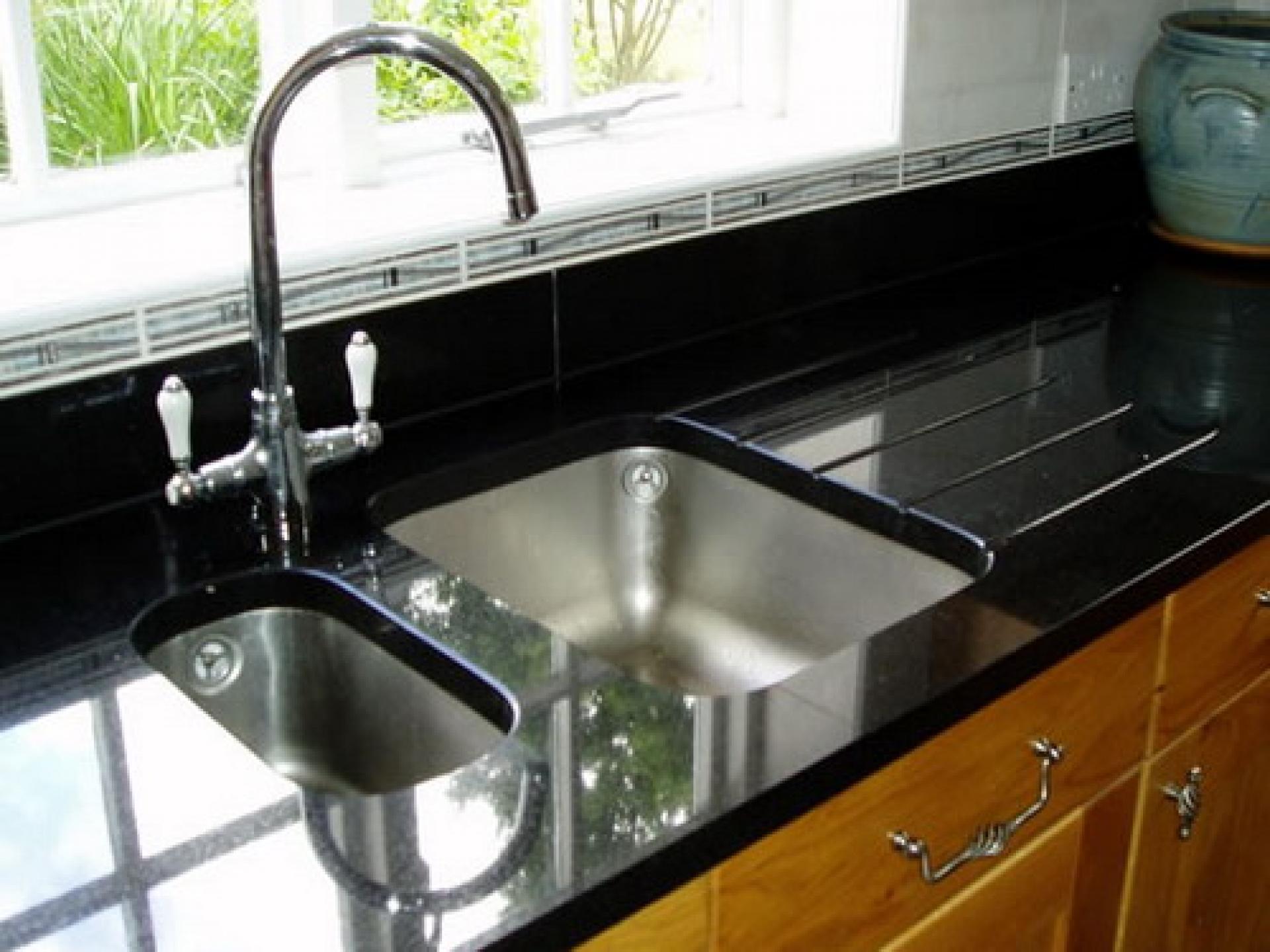 large modern kitchen design image 6 of 10 - Kitchen Sink Undermount