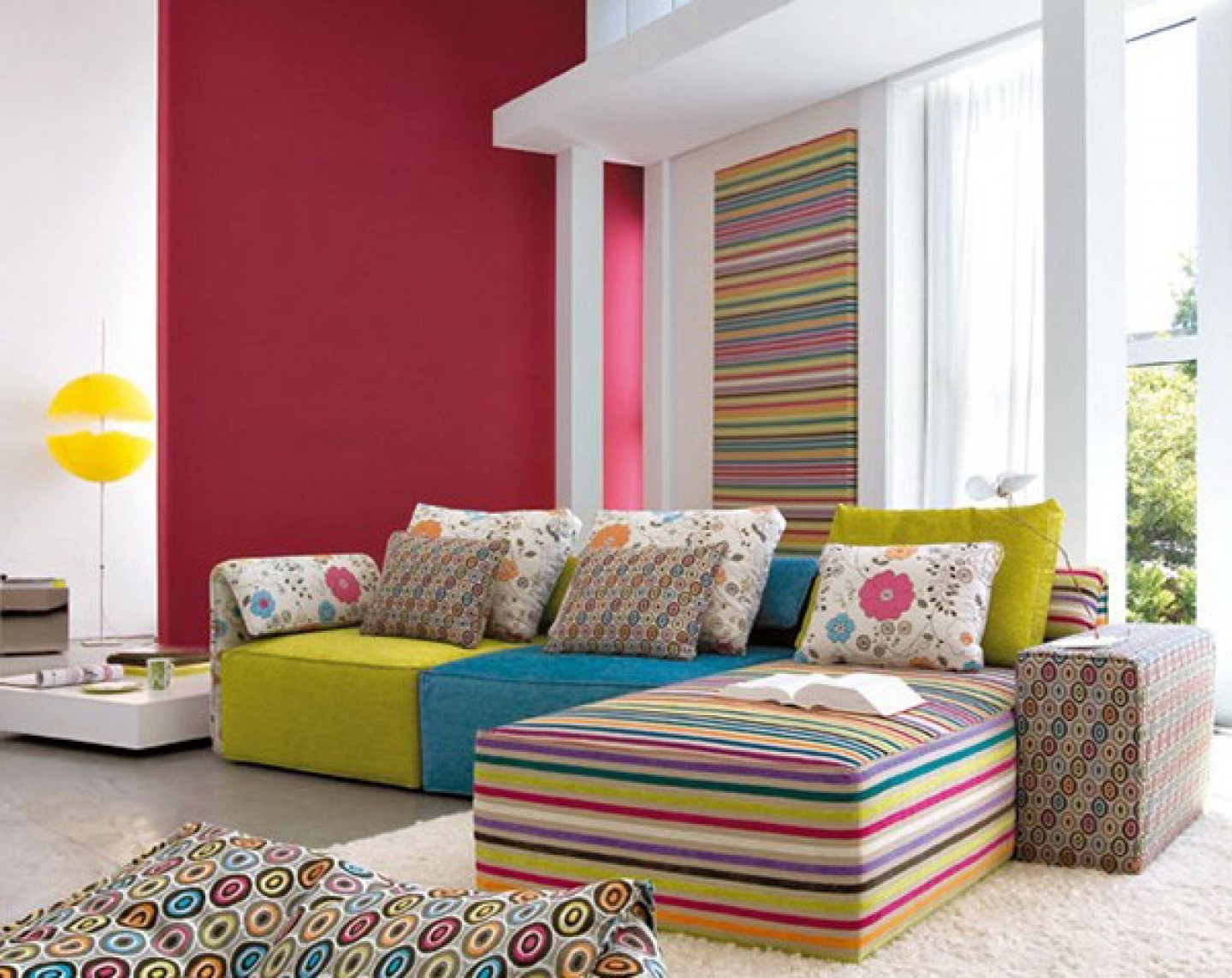 Living Room Colors Ideas (Image 6 of 10)