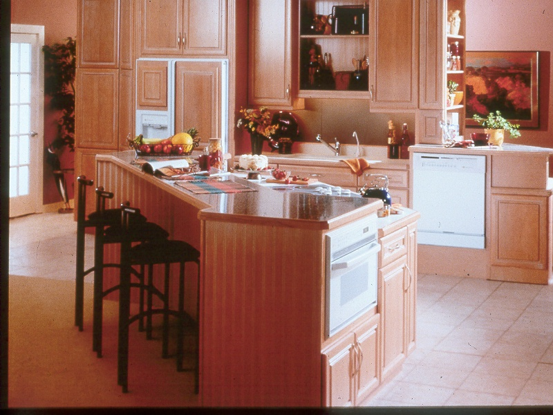 Lovely Basic Kitchen Design