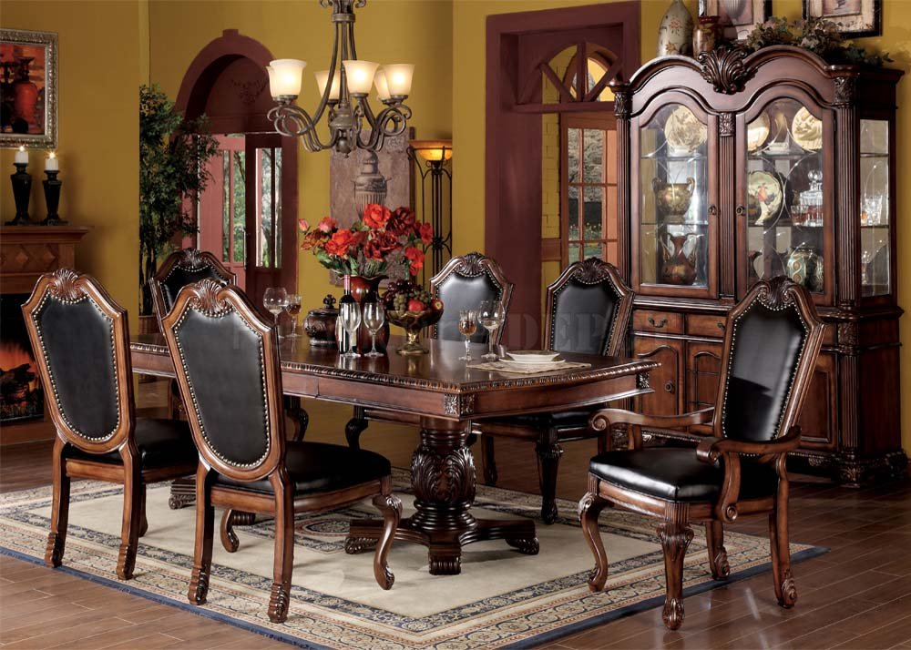 Luxury Dining Room (Image 7 of 10)