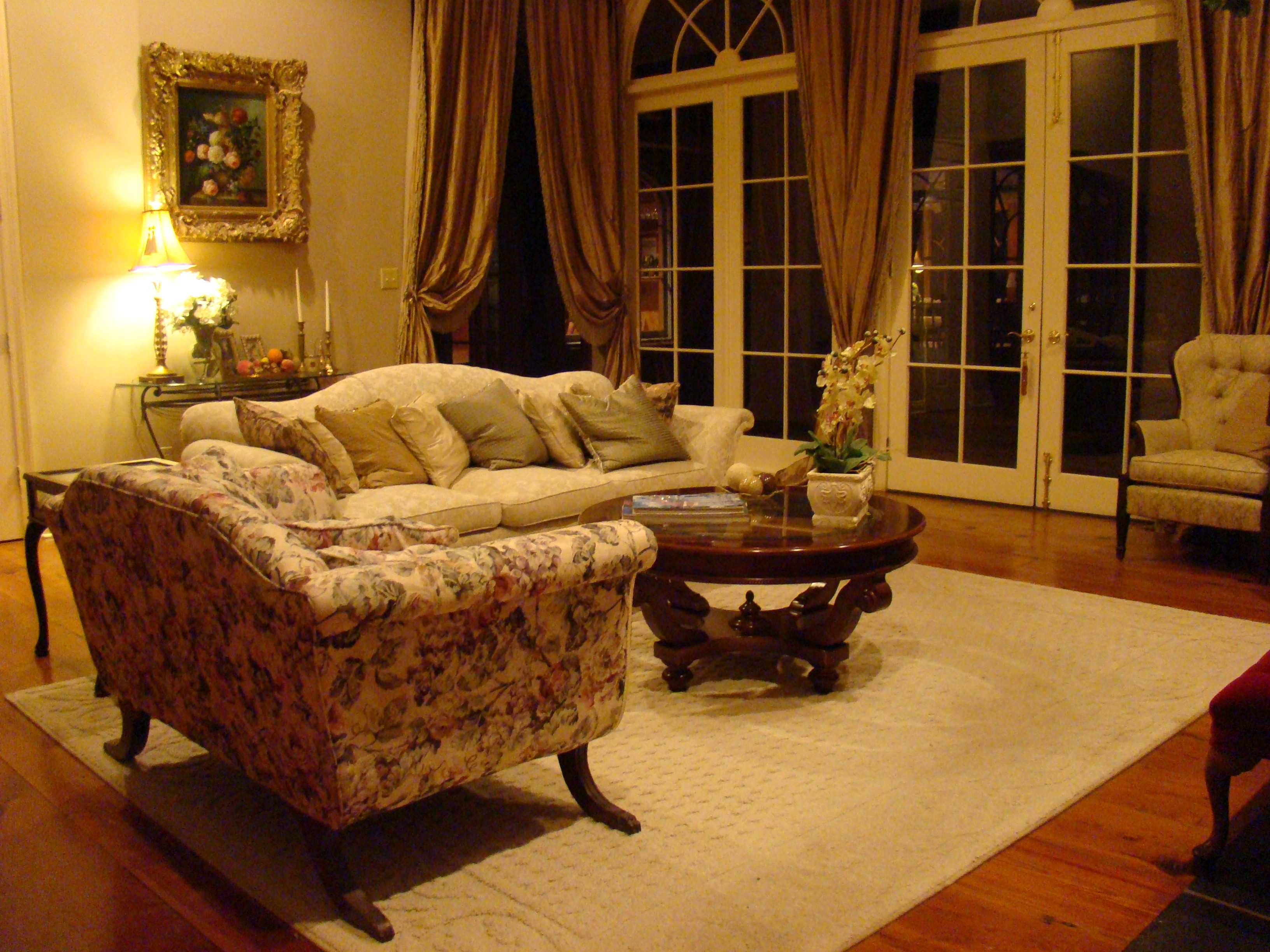 Luxury French Living Room Furniture (View 4 of 18)
