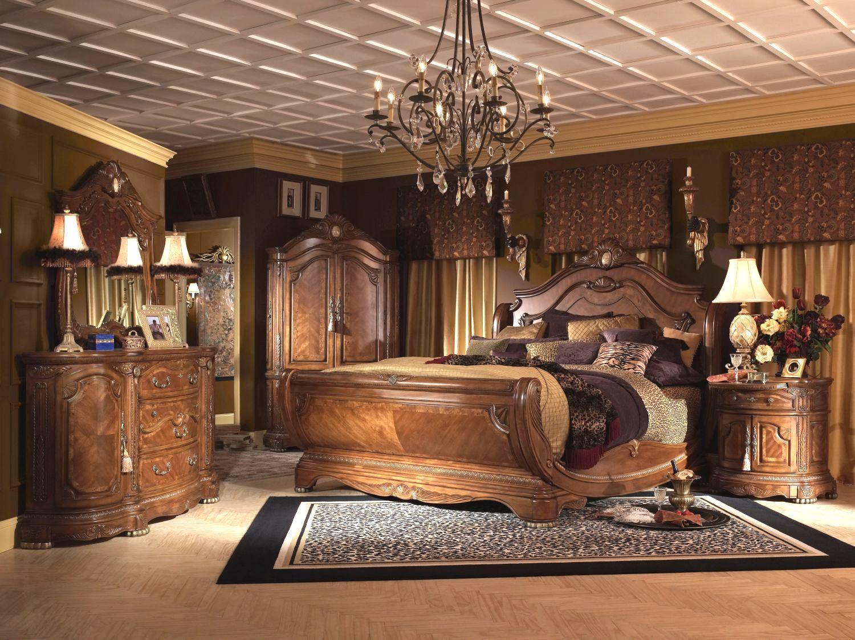 Majestic Bedroom by Michael Amini