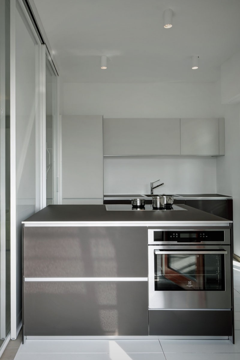 Modern Basic Kitchen Design
