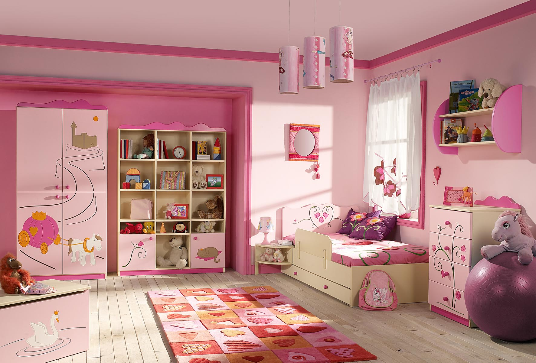 Modern Girl Bedroom Trends 2015 Design (View 9 of 10)