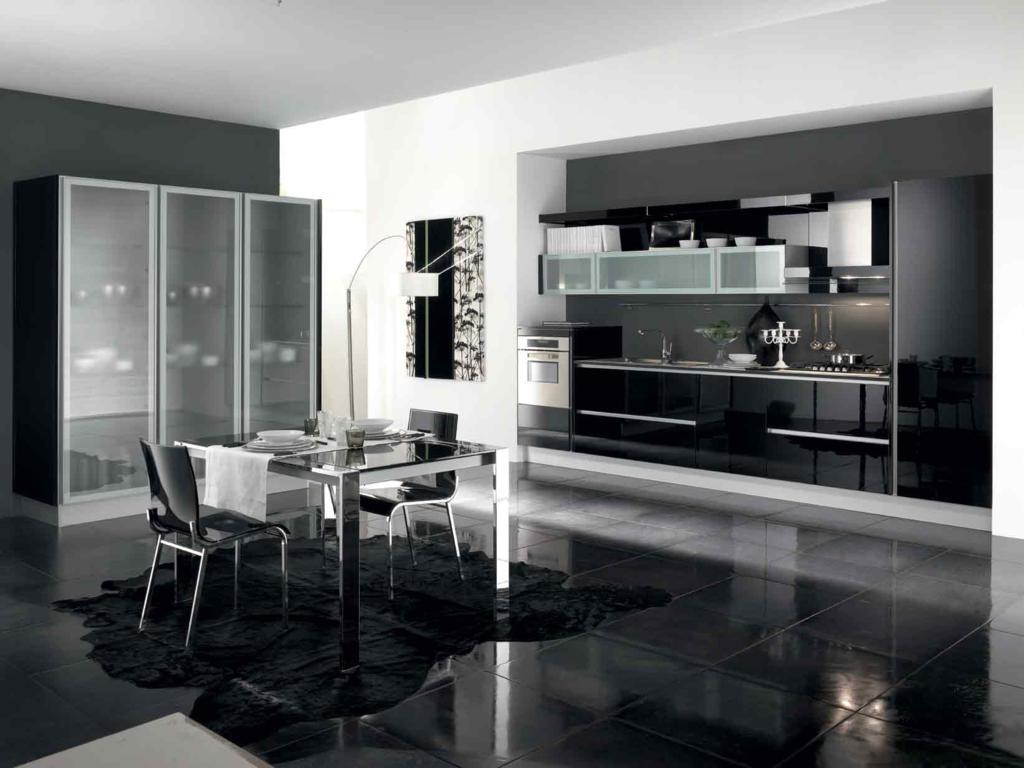 Modern Kitchen Furniture (View 10 of 10)
