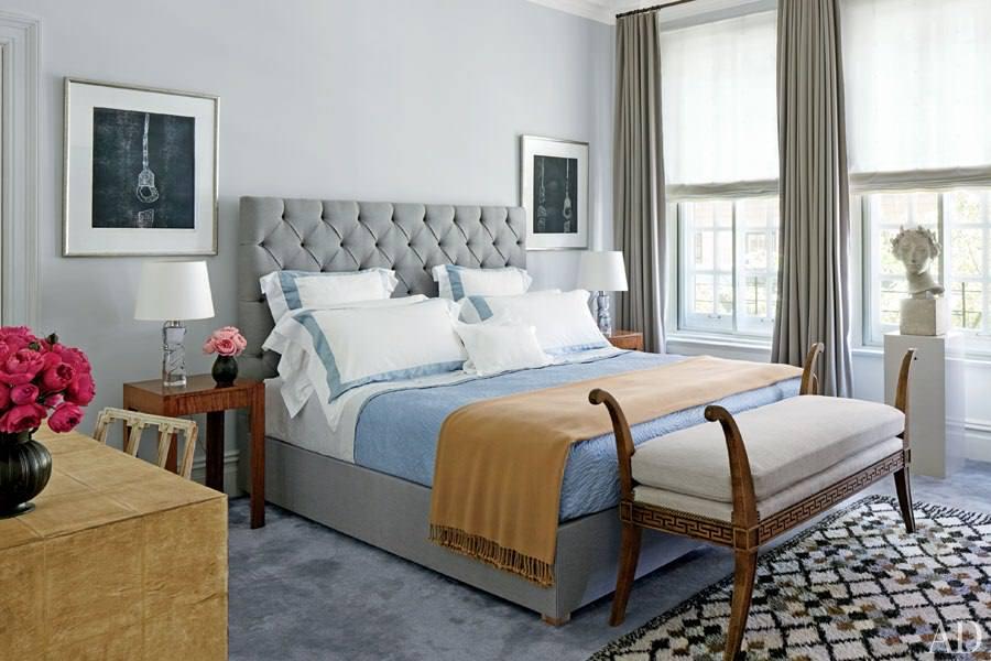Modern Middle Eastern Bedroom