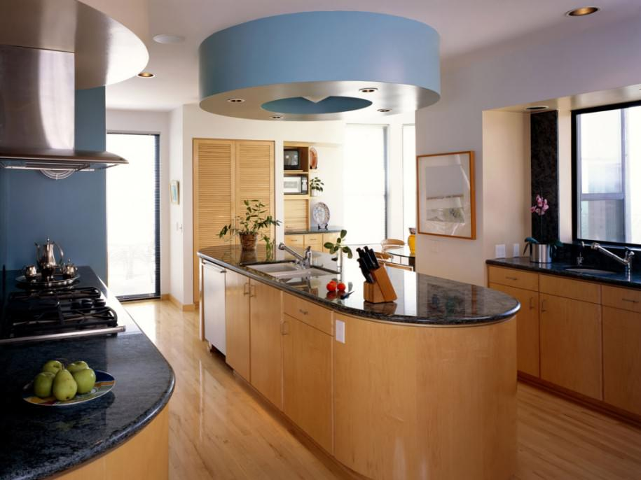 Modern Recommended Kitchen Paint