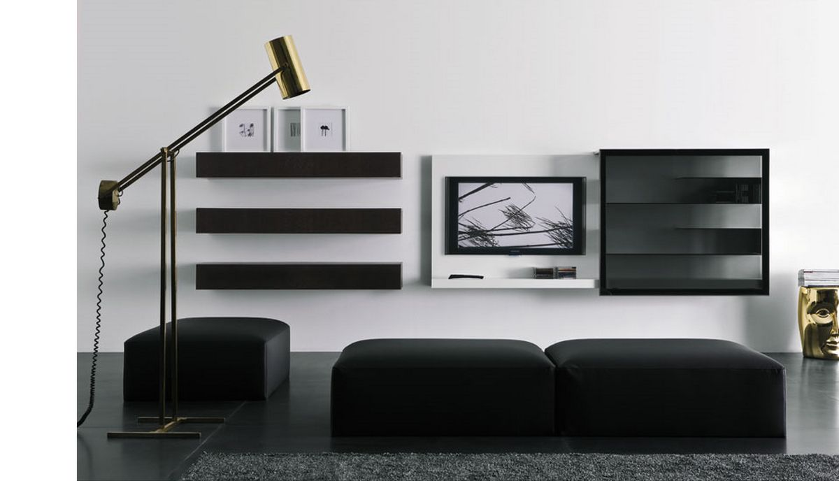 Modular Living room Shelving
