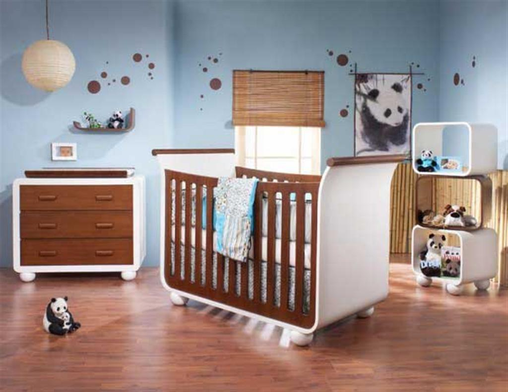 Newborn Baby Room Decoration (Image 8 of 10)