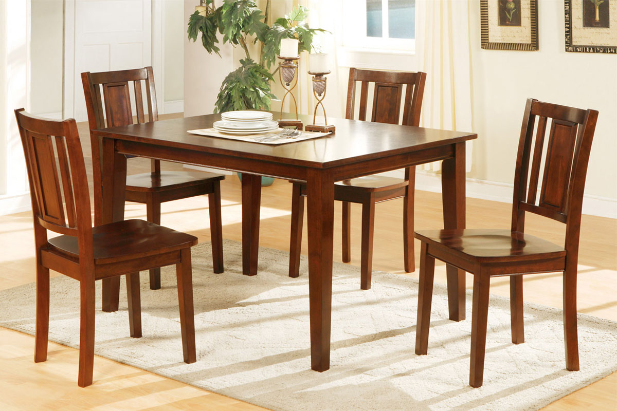 Rectangular Dining Room Table (Image 9 of 11)