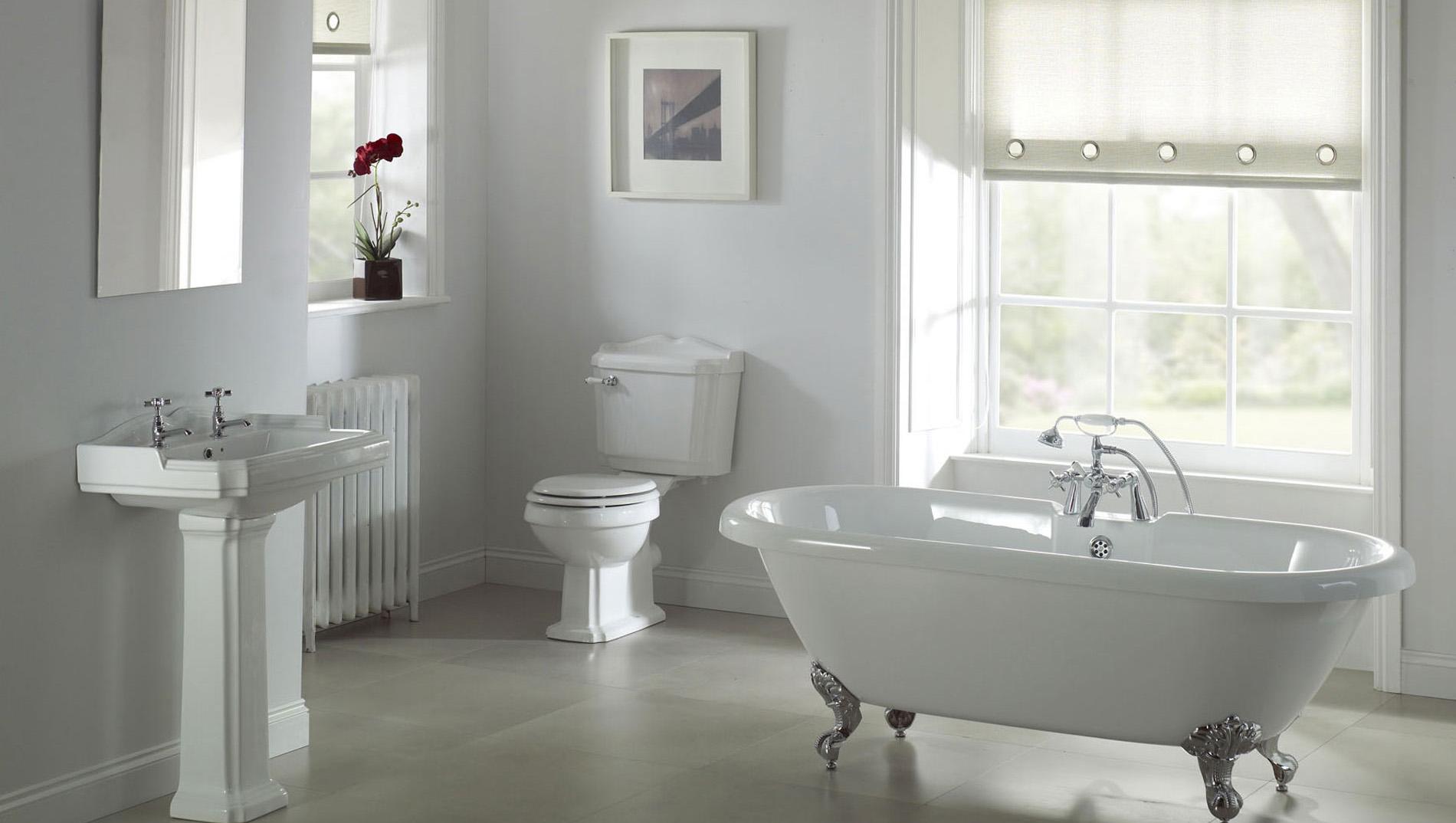 Feel the real relaxation with ocean bathroom decor for Calming bathroom ideas