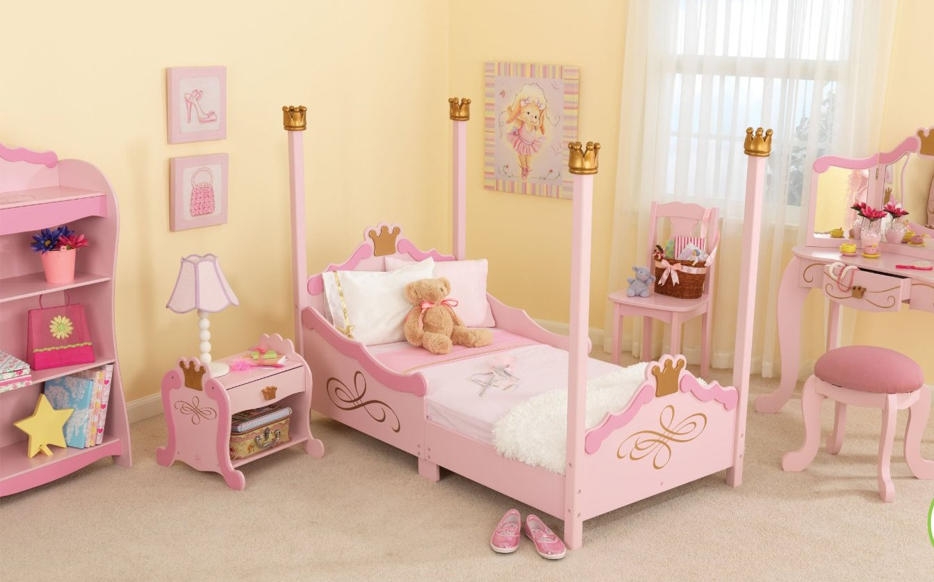 Room Kids Toddler Girl Bedroom Trends  (Image 9 of 10)