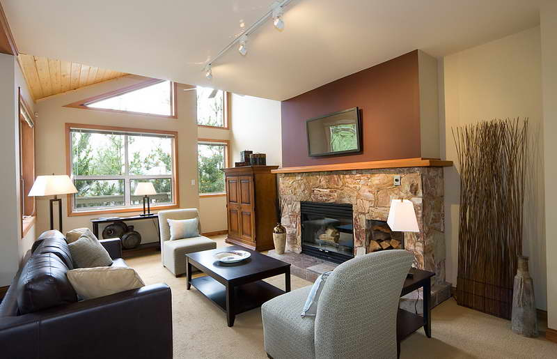 Rustic Living Room Ideas With Hardwood Floors (View 8 of 10)