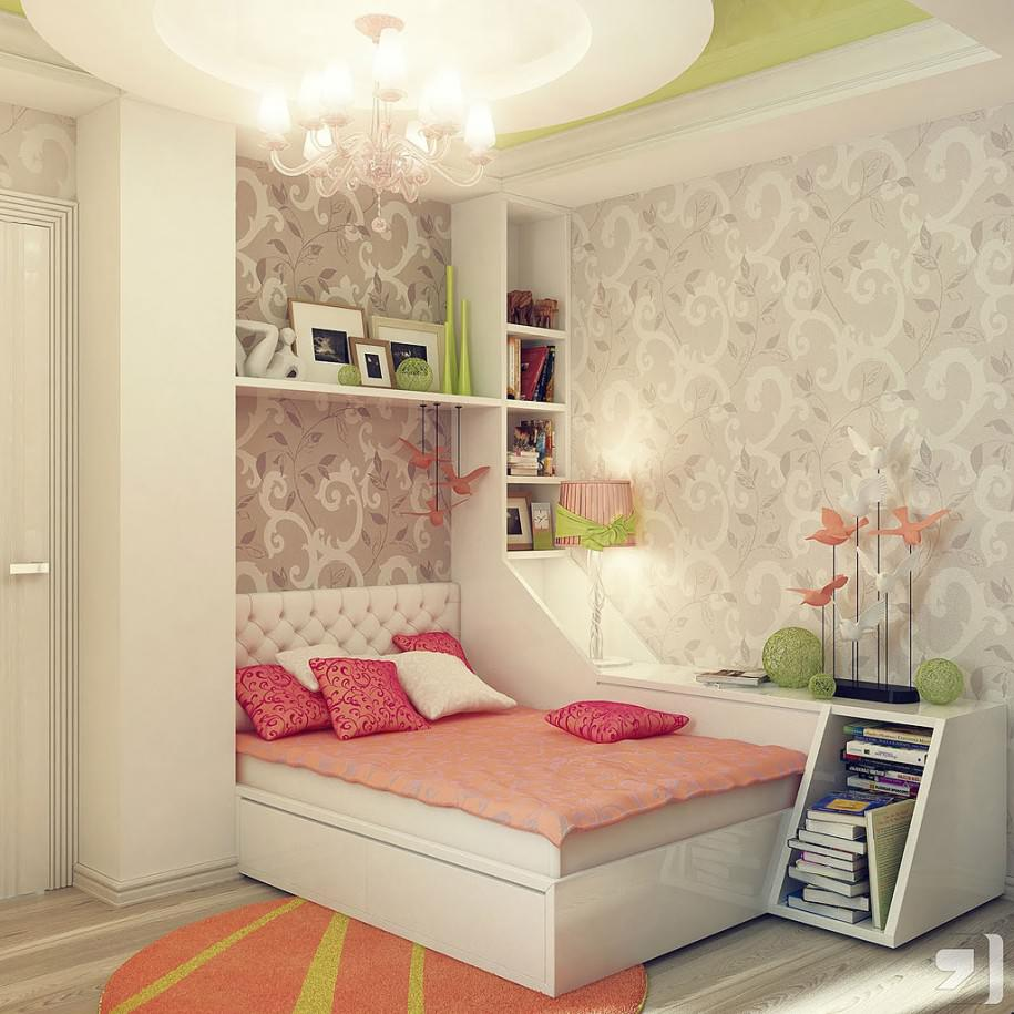 Shmooty Girls Bedroom Trends Design (View 6 of 10)