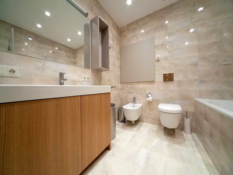Simple Bathroom Remodel Cost with Low Budget