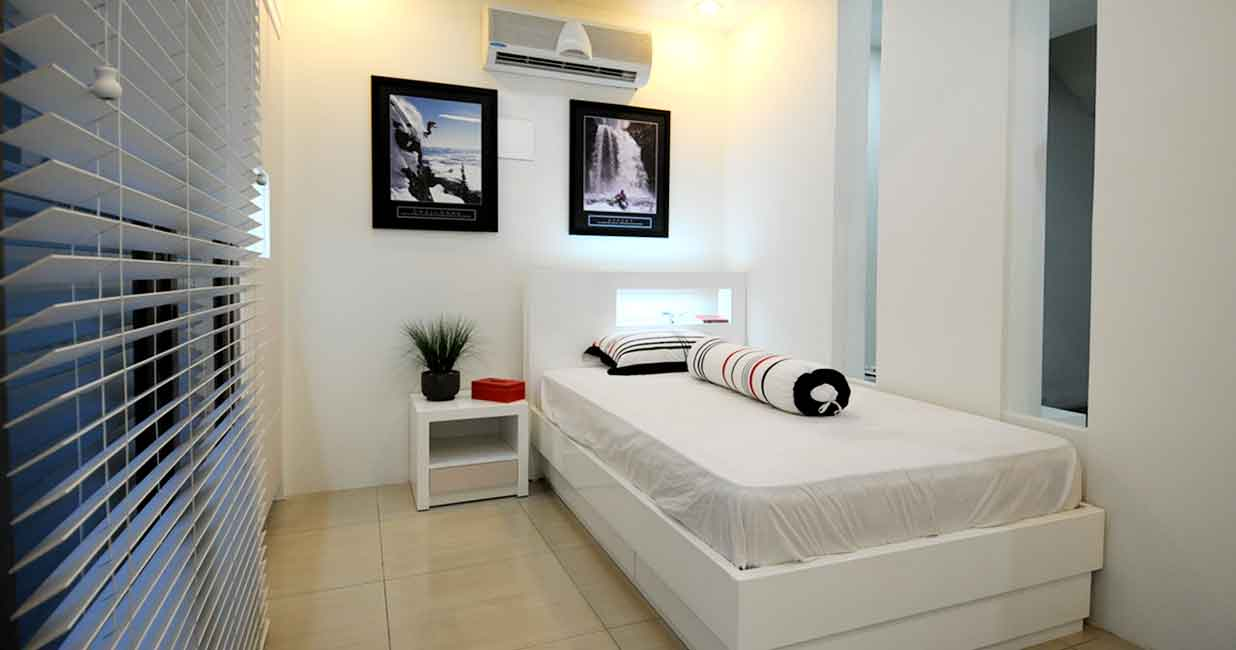 Bedroom children minimalist 2014 custom home design - Image of simple bedroom ...