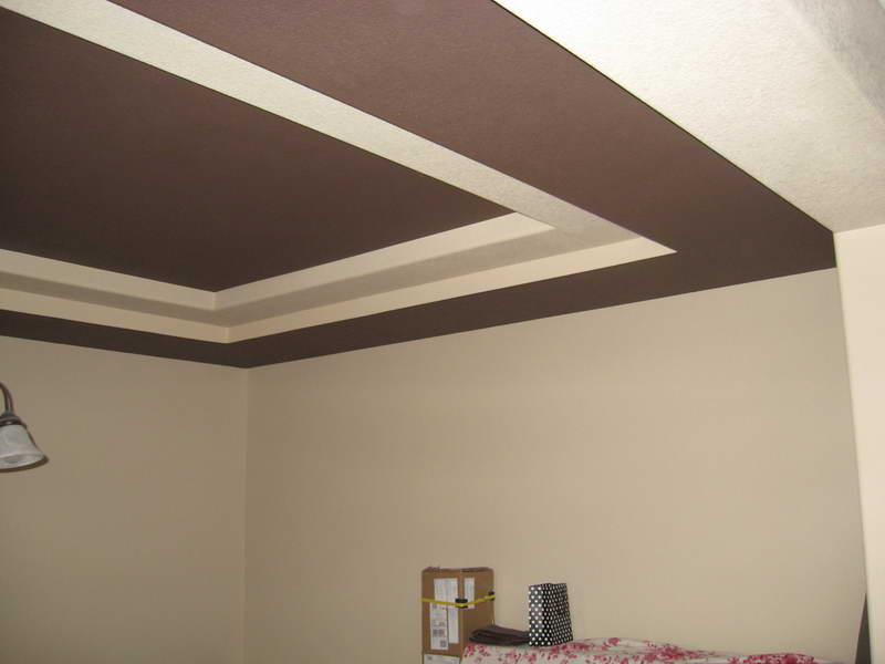 Simple Ceiling Paint Ideas (Image 9 of 10)