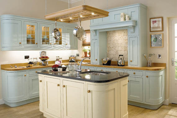 Simple French Country Kitchen Ideas (View 8 of 10)