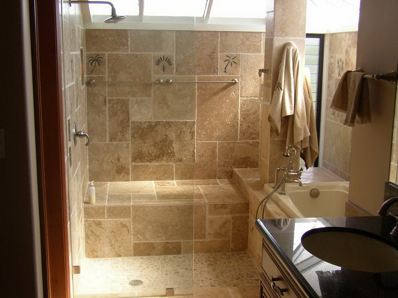Simple Renovation For Bathroom