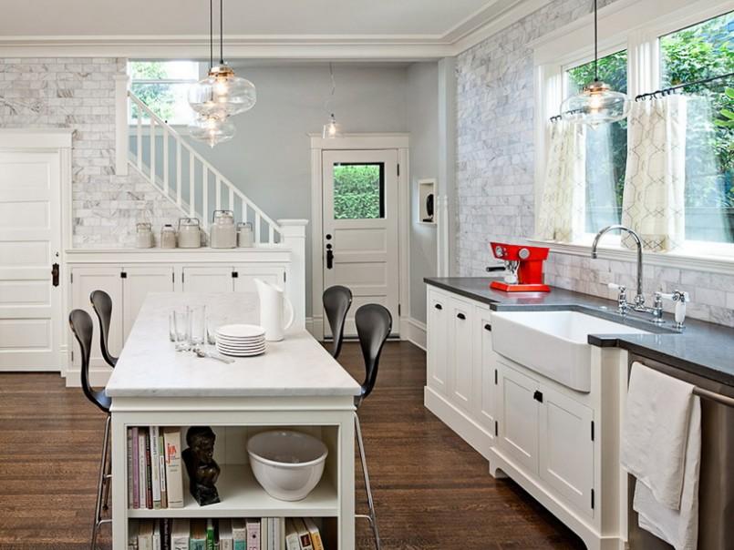 Small Basic Kitchen Design