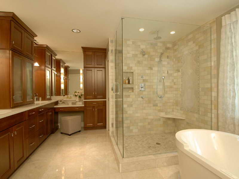 DIY Bathroom Wall Tile Ideas | Custom Home Design