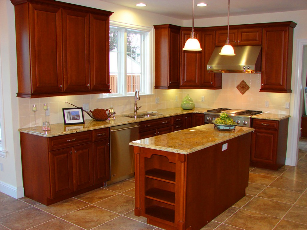 Small Kitchen Decorating Design (Image 18 of 21)