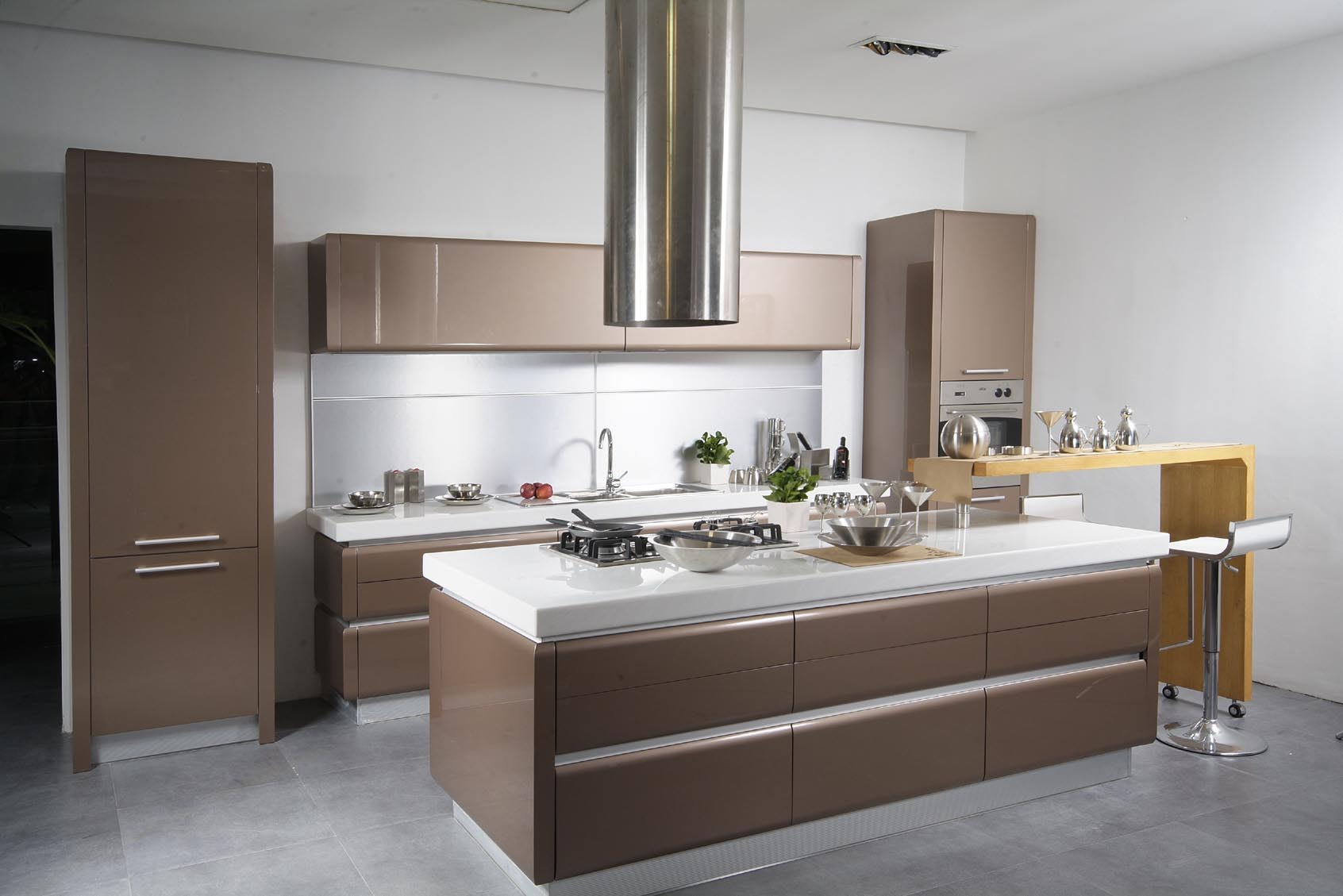 Small Kitchen Design (View 2 of 10)