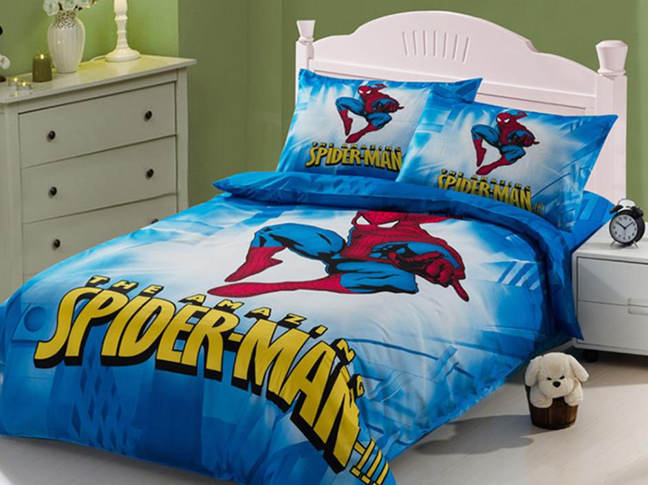 Spiderman Bedding (Image 3 of 10)