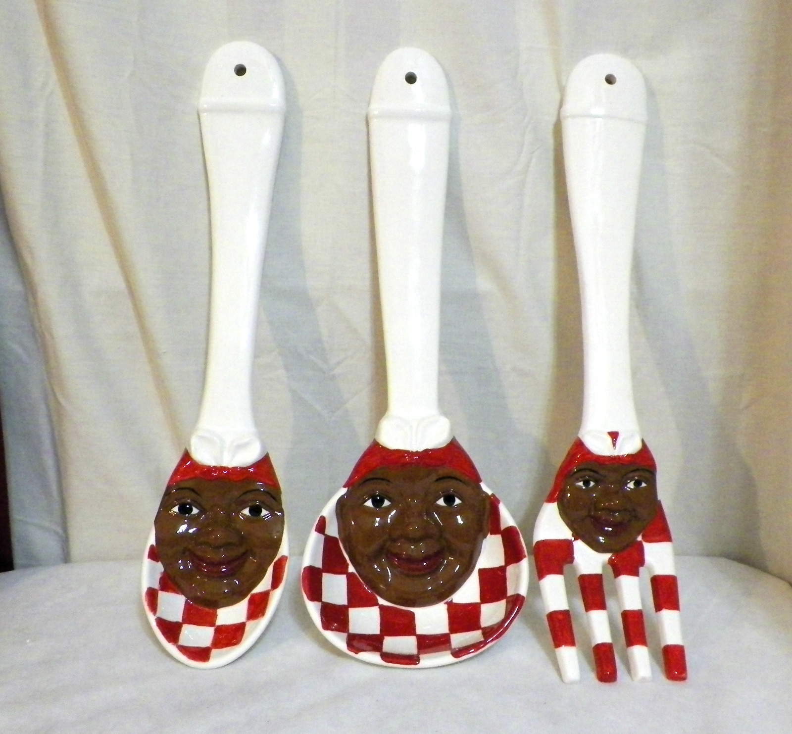Spoon Aunt Jemima Kitchen Decor (View 5 of 10)