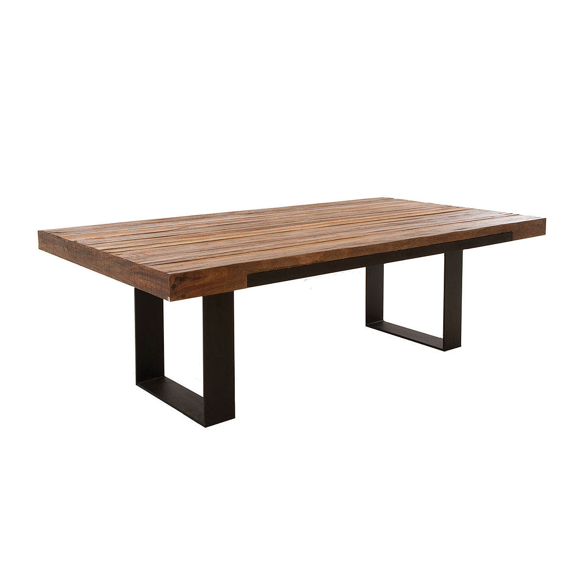 Square Steel Type Of Legs Table