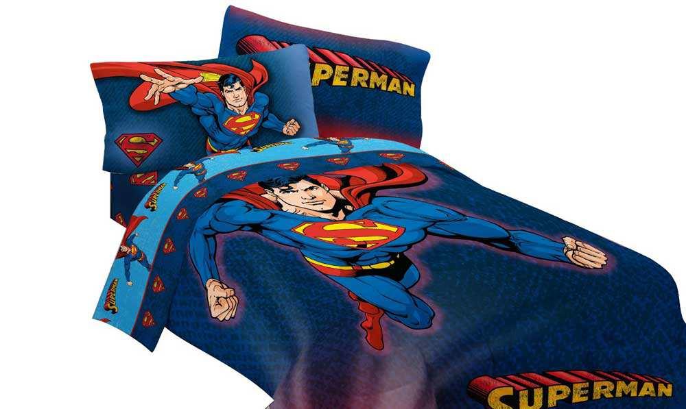 Super Hero Bedding (Image 5 of 10)