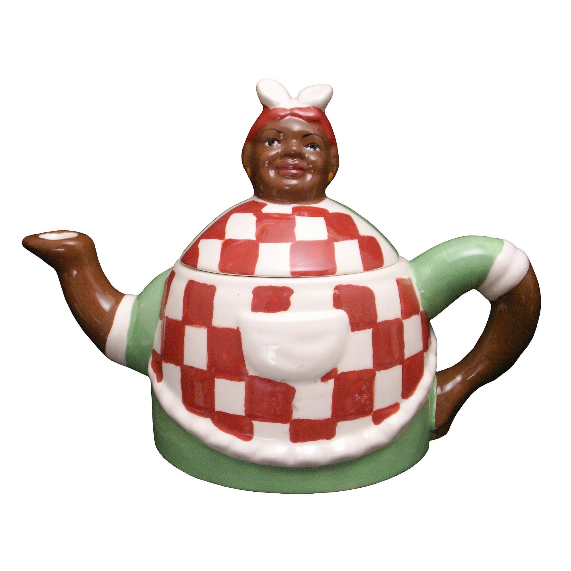 Teapot Aunt Jemima Kitchen Decor (Image 9 of 10)