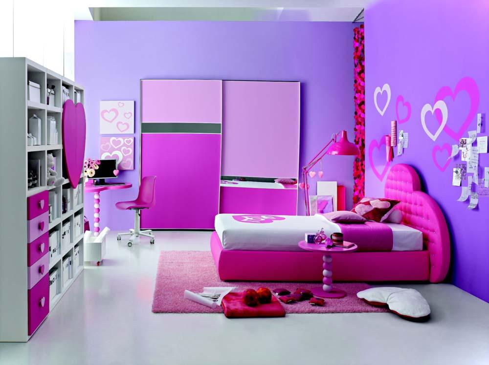 Teenage Bedroom In Low Budget