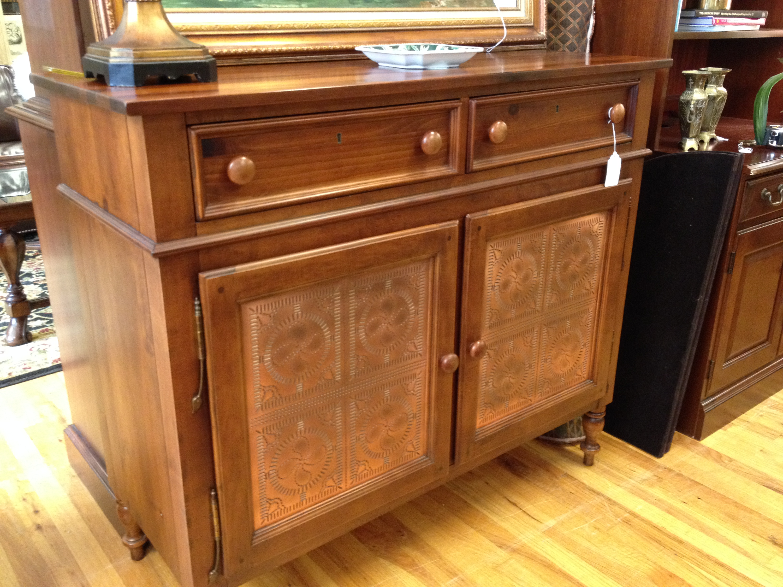 The Classic Buffet For Dining Room (Image 10 of 10)