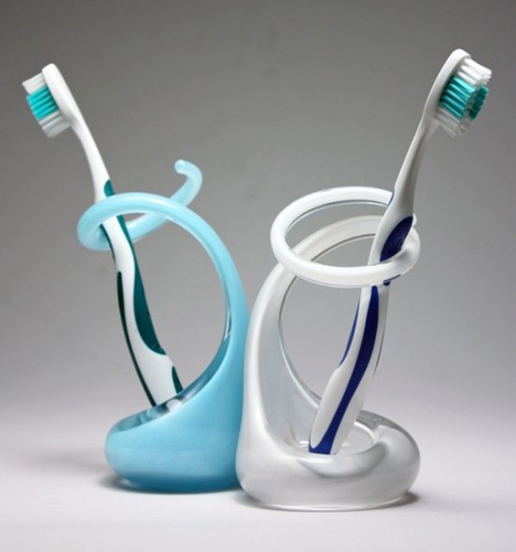 Toothbrush Holder as Unique Bathroom Accessories