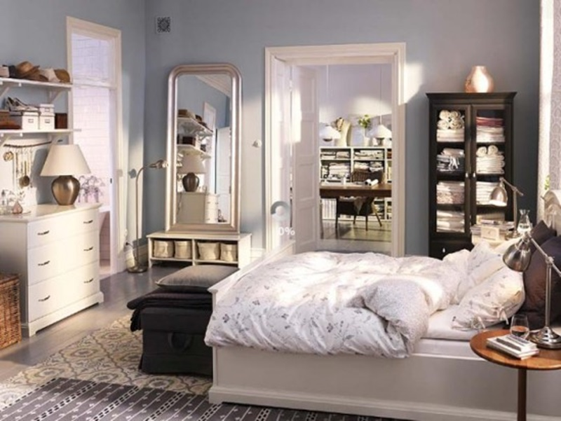 Trendy Bedroom Decorations Ideas From IKEA (Image 9 of 10)