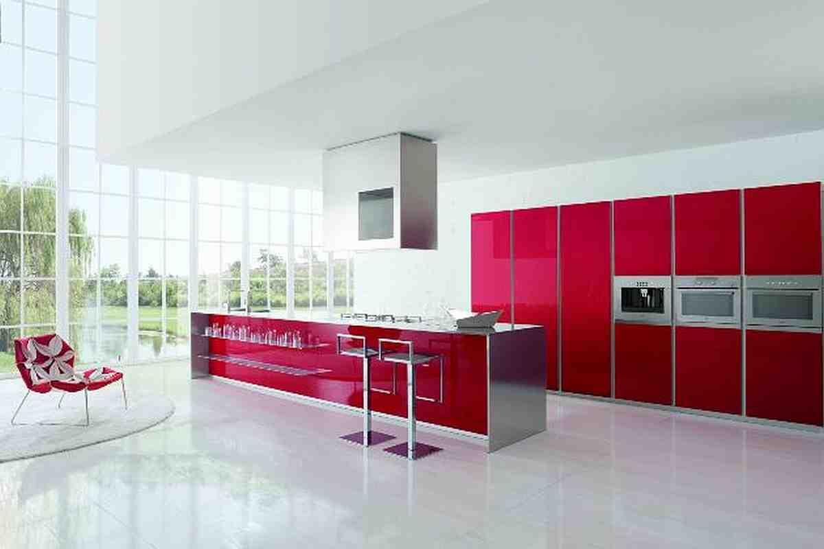 Trendy Luxury Kitchen Design (View 2 of 10)
