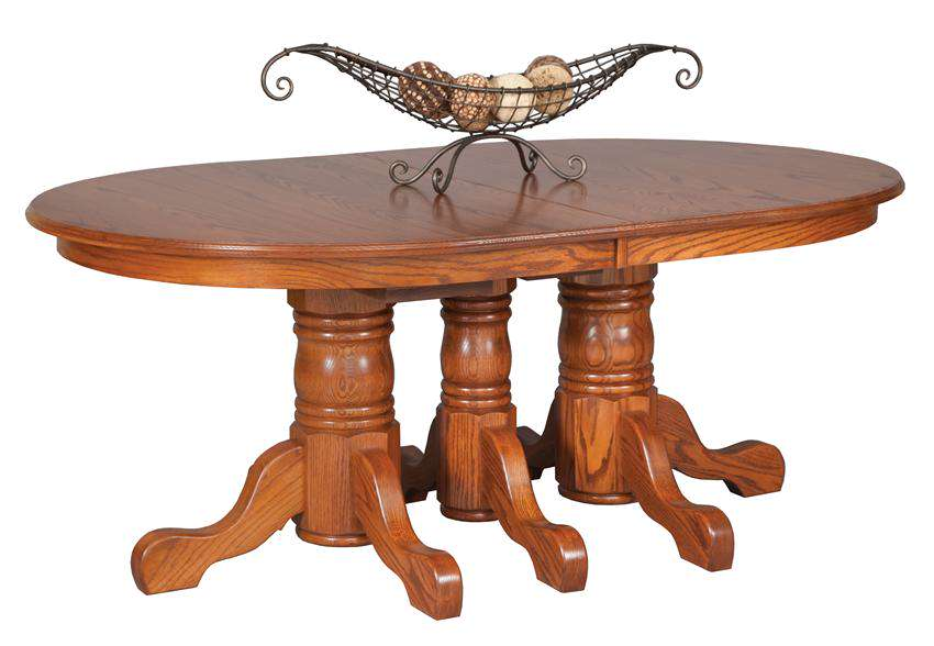 Triple Type Of Legs Table