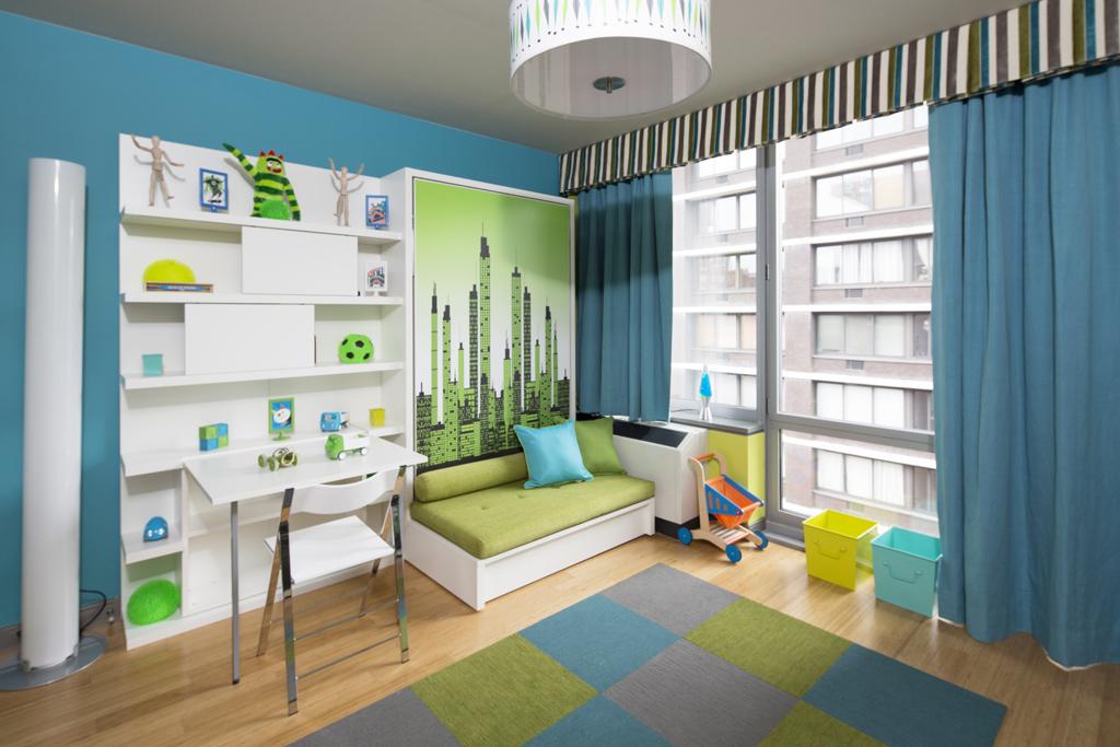 Unique Kids Bedroom Design (Image 10 of 10)