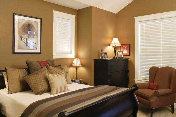 Vintage Color Paint A Bedroom Design