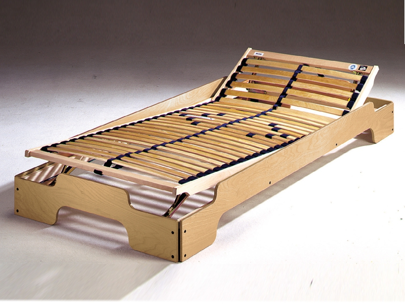 Wooden Adjustable Bed Frame