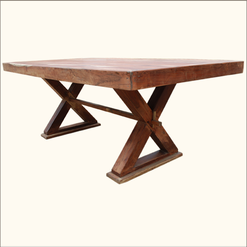 dining room table with bench